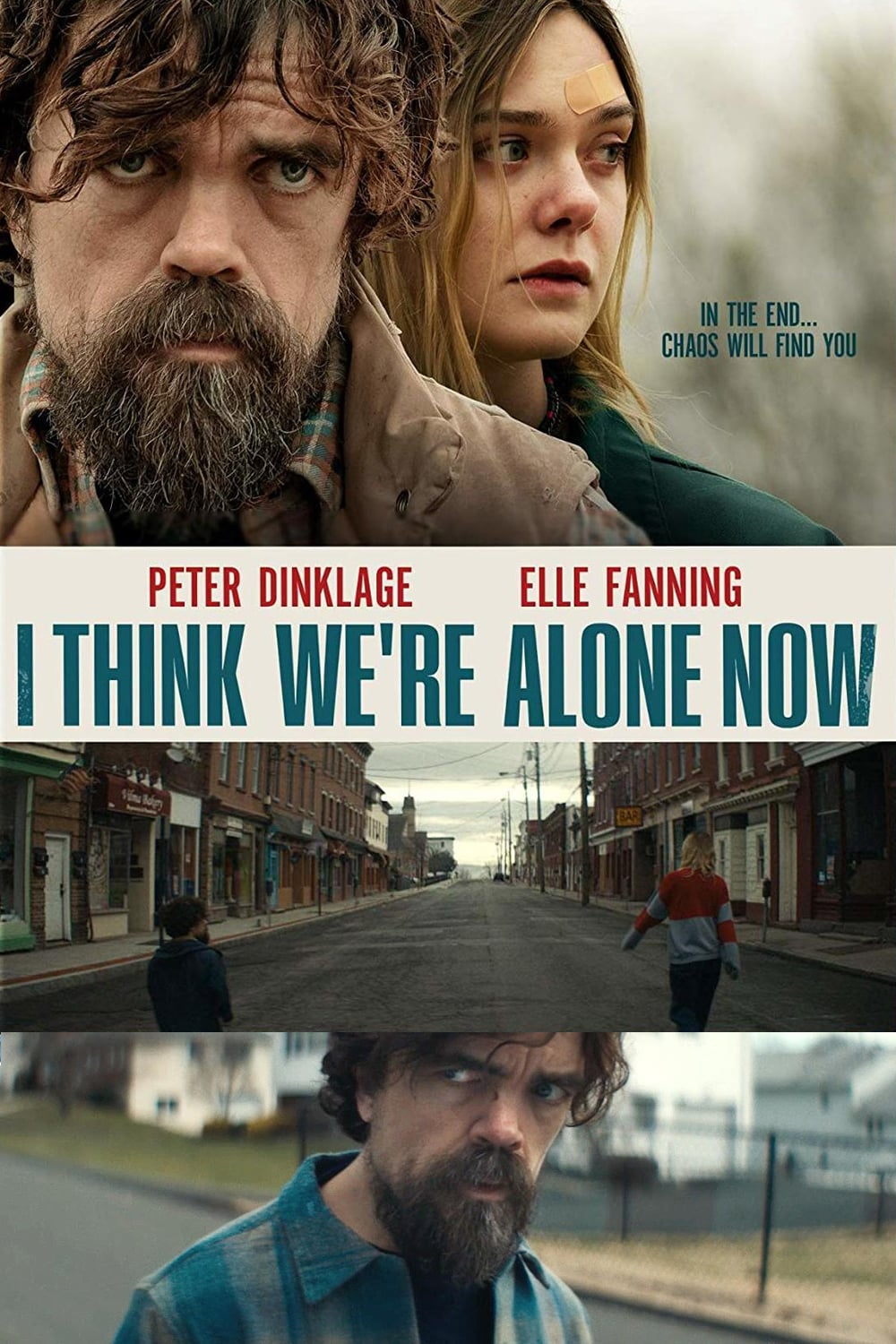 Film Review – I Think We're Alone Now – Alexandra Peel